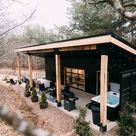 The Lily Pad - Hocking Hills- Shipping Container - Tiny houses for Rent in Logan, Ohio, United States