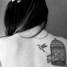 Cage Tattoos