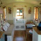 Gypsy Wagon Interior Campers