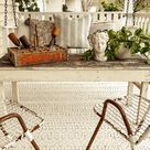Farmhouse Spring Porch