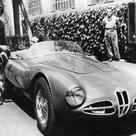 ca Alfa Romeo C 52 Disco Volante 2000 Spider 1952   1954