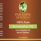 Paradise Springs Eucalyptus Oil - 1 oz (30 mL)