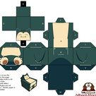 Snorlax CubeCraft