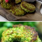 Broccoli Fritters - low carb + kid-friendly + super easy!
