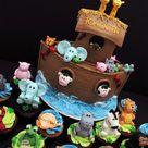 Noahs Ark Cake
