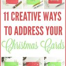 Creative Christmas Cards