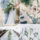 Wedding Trends 2018: 10 Gorgeous Wedding Colors with Lush Greenery - Elegantweddinginvites.com Blog