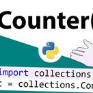 Collections   Counter   More Simple Python Tutorials   2021