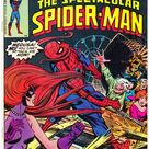 Peter Parker, Spectacular Spiderman 11 comic book. 1977 Marvel Comics FN (6.0)