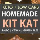 HEALTHY HOMEMADE KETO KIT KAT BARS (VEGAN, PALEO)  https://www.chefquen.bestrecipesfun.us/?p=...