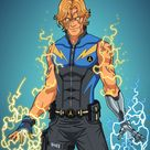 Spark (Earth-27) commission by phil-cho on DeviantArt