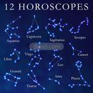 Capricorn Constellation Tattoo