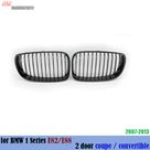 58.78US $  E82 Replacement ABS Grill for BMW 1 series 2008   2013 2 Door Coupe Cabrio E81 E87 E88 118d 120i 120d 123d 125i 128i 130i 135i grill for bmw e87 grillebmw 135i grill   AliExpress