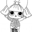 Lol Dolls Diva Series Coloring Page - Blogx.info