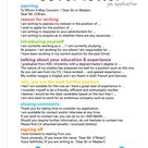 Plantilla Para Escribir Un Cover Letter Email De Presentacion Source Www Fluentland Com Plantillas Para Escribir Cartas De Presentacion Presentaciones