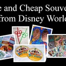 Disney World Souvenirs