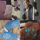 4 Crochet Mitten Tips You Need to Know | Crochet | Interweave