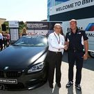 2013 BMW M6 Frozen Black MotoGP Edition  Top Speed