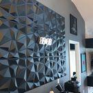 3D PVC+ Wall panels