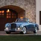 It Doesn't Get More Gorgeous Than This 1956 Bentley S1 Continental Drophead Coupe   Carscoops