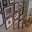 Stair Photo Walls