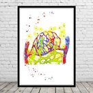 Lymphatic capillaries in the tissue spaces lymph capillaries   Etsy