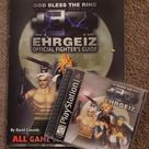 Ehrgeiz (Sony PlayStation 1, 1999) God Bless the Ring PS1 With Guide