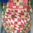 Handmade Wheelchair Lap Quilts with Pockets from NH