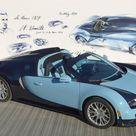 Bugatti Veyron Grand Sport Vitesse Jean Pierre Wimille Edition Debuts in Monterey   GTspirit