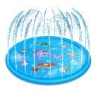 Children's lawn water spray game mat   E / 100cm
