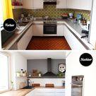Vorher-Nachher: Unsere Traum-Küche unter 5000 Euro
