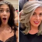 This hairdresser is helping people to embrace their grays - here are his 12 best transformations