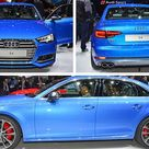 2017 Audi S4 Less Supercharger, Fewer Clutches