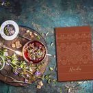 New 2021 Edition Ramadan Planner: Rust