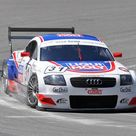 Race car Audi TT R DTM editorial stock image. Image of uphill   9767099