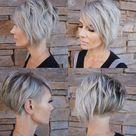 10 Terrific Short Haircuts with Bangs, Female Short Hair Styles for 2021