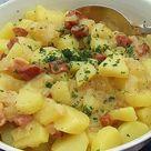 Warmer Kartoffelsalat von ks-kerstin | Chefkoch