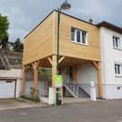 Extension - Ossature Bois - Bardage Composite - 28 m2