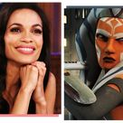 Rosario Dawson Will Play a Star Wars Favorite on The Mandalorian