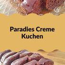 Paradies Creme Kuchen - Giorvy