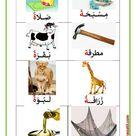 حرف التاء في آخر الكلمة كلمات تحتوي على حرف التاء موقع مدرستي Arabic Alphabet For Kids Learning Arabic Arabic Alphabet