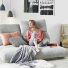 Relaxliege Tabea, gefunden bei Möbel Höffner
