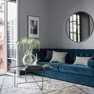 Small apartment with a Boutique hotel feel - COCO LAPINE DESIGN