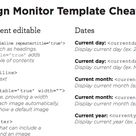 29 Must-Have Cheat Sheets for Web Designers