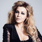 Victoria Koblenko Hot Dutch Actress in Black Dress