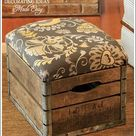Crate Decor