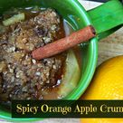 Crumble Recipe
