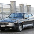 1988 Alfa Romeo 75 Turbo Amerika