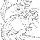 ausmalbilder dinosaurier 20