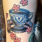 Tea Tattoo